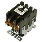 Eaton C25KNE3200A 3 Pole Open Type Non-Reversing Standard Definite Purpose Contactor 200 Amp 120 Volt AC