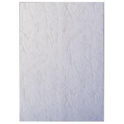 Effetto similpelle Copertine per rilegatura Bianco Leitz 33652 Confezione da 100 pezzi