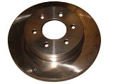 Power Stop JBR528 Economy OE Replacement Brake Rotor