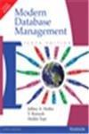 Modern Database Management 10th International Edition