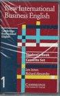 New International Business English: Student's Bookcassette Set