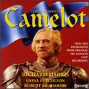 Camelot: Selected Highlights From Initial 1982 London Cast Recording