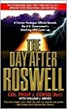 img - for Day After Roswell by Philip J. Corso, Corso, William J. Birnes (With) book / textbook / text book