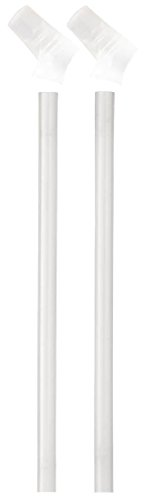 Camelbak Eddy Bottle replacement Straws - pack of 2 by Camelbak