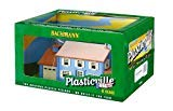 Scale Two Story House - Bachmann Industries Two Story House Set, O Scale