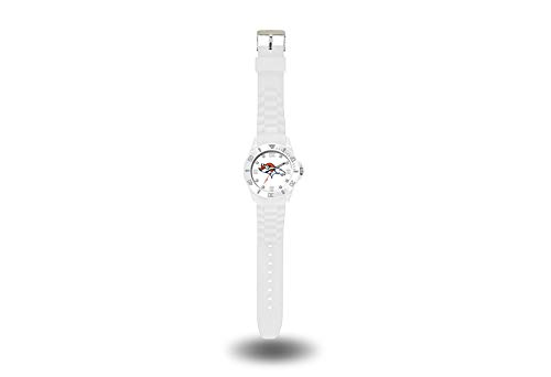 Rico Industries NFL Denver Broncos Women's Cloud (Denver Broncos Ladies Watch)