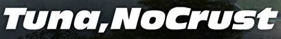paul-walker-tuna-no-crust-car-window-motorcyle-laptop-ipad-vinyl-decal-sticker-6-wide-white-color