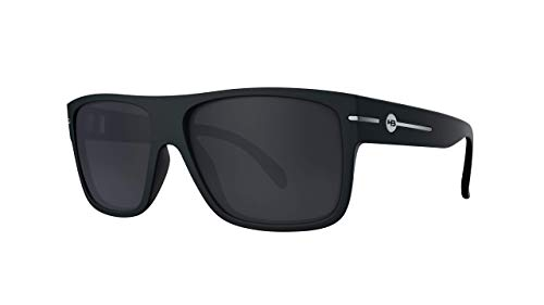 Óculos HB Would Matte Black Gray