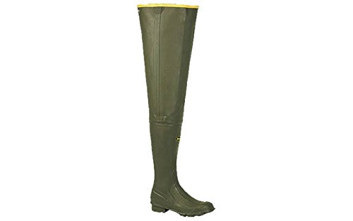 LaCrosse Men's Big Chief 32 Green 600G Wader Boots, 5-Medium