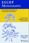 img - for ESCOP Monographs: The Scientific Foundation for Herbal Medicinal Products book / textbook / text book