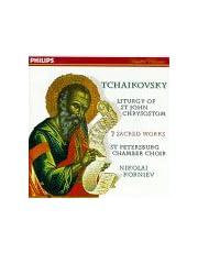 Liturgy of St. John Chrysostom / Sacred Choral
