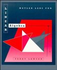 img - for Linear Algebra, Mat Labs book / textbook / text book