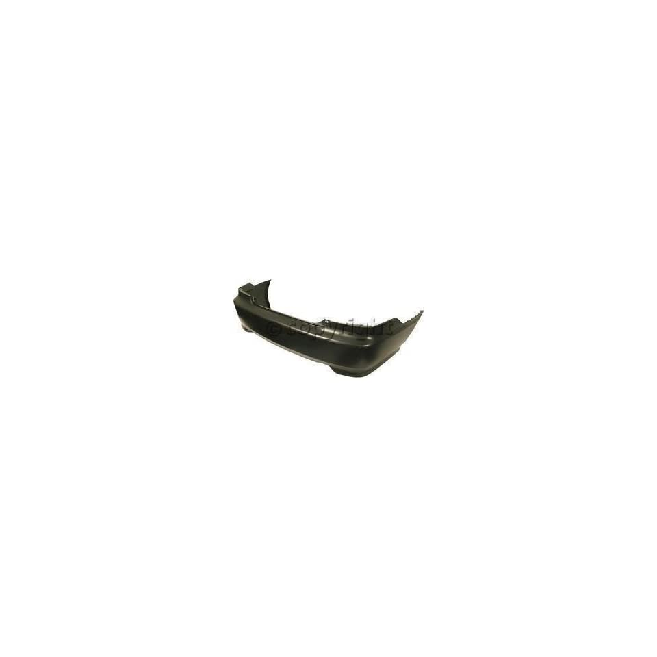 OE Replacement Honda Civic Rear Bumper Cover (Partslink Number HO1100216)