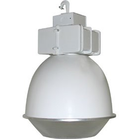 Rab Lighting 16 In. 400W Metal Halide Low Bay Semi Specular Aluminum Refractor Fixture