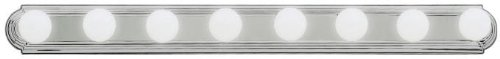 Kichler 5019NI Linear Bath 48-Inch, Brushed -