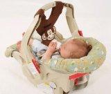 Brown Monkey Baby Bottle Holder for Hands Free Bottle Feeding by Bebe Bottle Sling, LLC