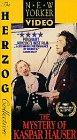 The Mystery of Kaspar Hauser [VHS]