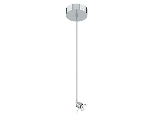 (Prima Lighting 963-00-1708-PC-24 Bulls Eye Track Head, Small, Polish chrome)