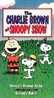 The Charlie Brown and Snoopy Show Vol. 8 [VHS]