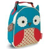 Skip Hop Zoo Lunchies Insulated Lunch Bag OWL