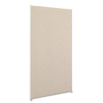 BASYX P6030GYGY Verse Office Panel 30w X 60h Gray
