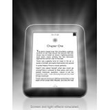 Barnes & Noble NOOK Simple Touch with GlowLight, Wi-Fi, 2GB, Includes Power Adapter