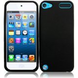 HR Wireless iPod touch 5 Silicone Skin Cover (Black)