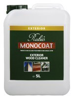 FastColours 5 Litres Rubio Monocoat Exterior Wood Cleaner