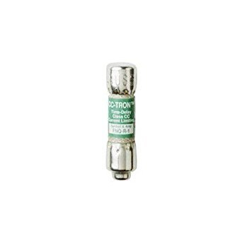 Industrial & Electrical Fuses 600VAC 1.6A Time Delay CC Tron (Fuse Tron Delay Time)