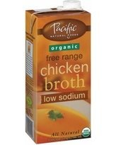 Pacific Foods, Pacific Organic Low Sodium Chicken Broth Concentrate 32 oz (6 count)
