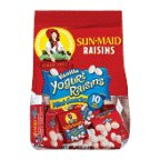 Sunmaid Vanilla Yogurt Raisins Mini Snack Boxes 0.5 OZ (Pack of 24)