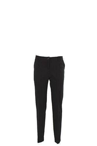 Pantalone Donna Acquamarina S Nero Pa1701/scb Autunno Inverno 2016/17
