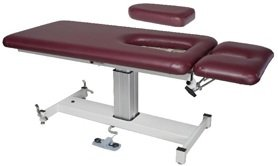 (Armedica AM-SP202 Hi-Lo Treatment Table w/ Prenatal Top)
