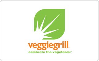 - Veggie Grill Gift Card ($25)