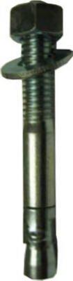 Wej-It Fastening System #ZAT1431 20PK1/4x3-1/4WDG Anchor