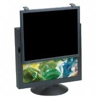 3M Black Framed Privacy Filter for Standard LCD/CRT Deskt...