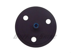 Buff and Shine BFS-1975 7 In. Dia. X 0.75 In. Grip Backing Plate With Cooling Holes 0.62 In. - 11 Threads