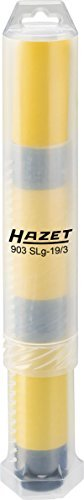 Hazet 903slg-19 / 3 85 mm 6ポイント六角Tractionプロファイルインパクトソケット – Phosphatised / Oiled by Hazet B01HR4Z290
