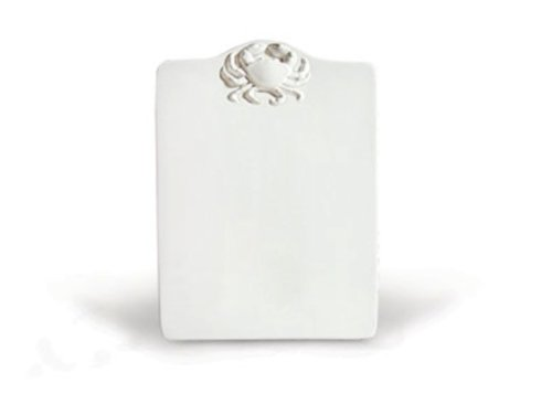 Place Tile Designs Dry Erase Ceramic Crab Messagetile