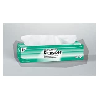 Kimberly-Clark Kimwipes(R), 14.7 in x 16.6 in, 140 Count
