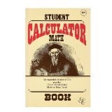 Student Calculator Math Book, Texas Instruments Learning Ctr Staff, 0895120399
