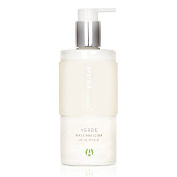 APOTHIA - Hand & Body Lotion - Verde - 300ml/10 oz 10OZ LOTN