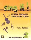 Sing It! Learn English Through Song, Grenough, Millie, 0079116817