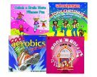 Kimbo Educational Action Movement and Fun Music Cd44; Set - 4 by Kimbo Educational