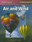 Air and Wind (Reading Essentials in Science: Down to Earth!) pdf