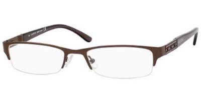 Valentino 5712 Brown Purple / Clear Eyeglasses
