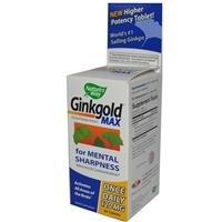 Nature Way Ginkgold Max 120 mg, 60 comprimés