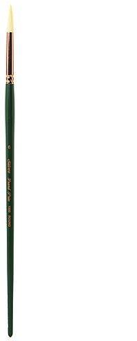 Silver Brush Grand Prix Series 1003 Filbert Hog Bristle Brush (Size: 6) - Round (Series Number: 1000) 1 pcs sku# 1830727MA