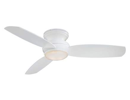 Minka Aire F594-WH Traditional Concept 52 in. Indoor Ceiling Fan – White, Appliances for Home