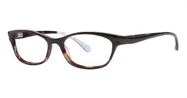 LILLY PULITZER Eyeglasses CLOTILDE Tortoise 50MM